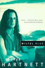 cover of Wilful Blue